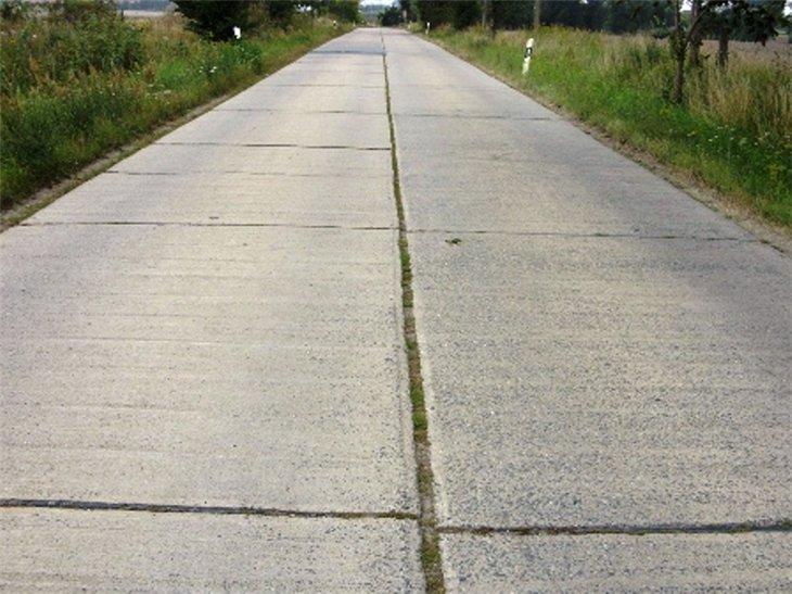 плиты дорожного покрытия